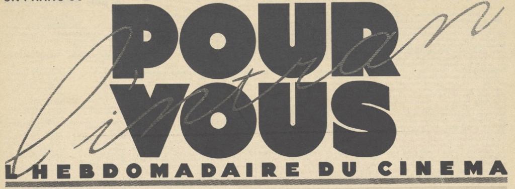 Lucien Wahl sur Georges Duhamel