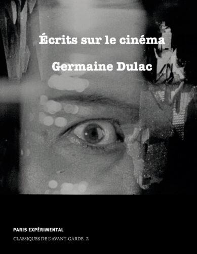 couverture Écrits sur le cinéma - Germaine Dulac