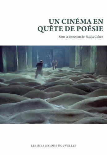 couverture du livre un cinéma en quête de poésie
