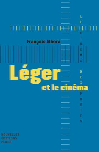 Couverture Léger et le cinéma